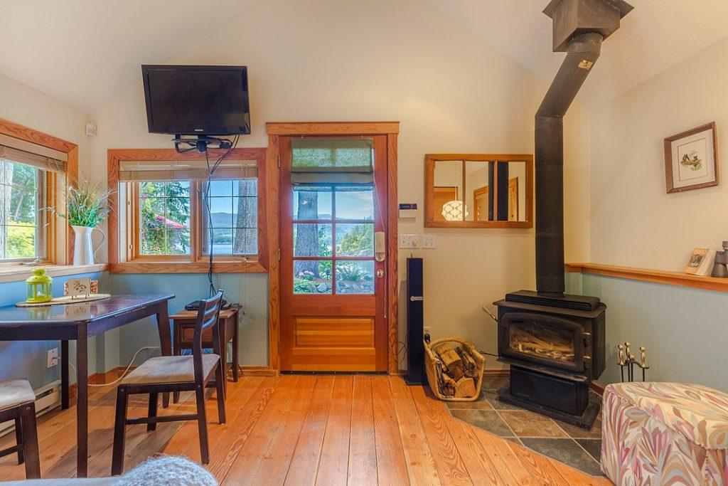 Studio Cabin - Ocean View