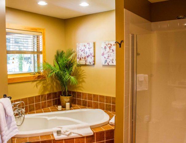 Balcony Suite Shower