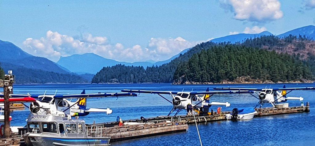 floatplane dock